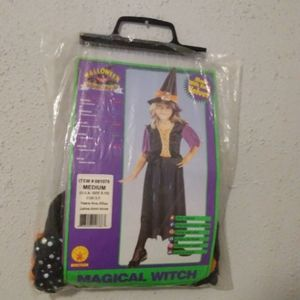 NIP Girls Magical Witch costume